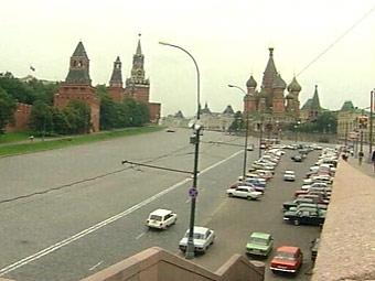 В Москве ограничат движение из-за репетиции инаугурации президента РФ