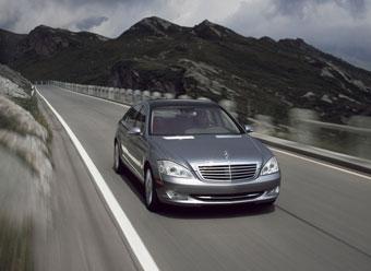 Mercedes-Benz готовит сверхэкономичный S-Class