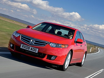 Honda объявила российские цены на новый Accord