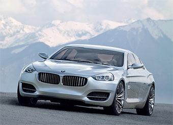 BMW готовит к производству маленький кроссовер и большое купе