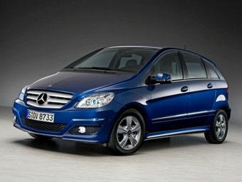 Mercedes-Benz обновил B-Class