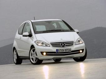 Mercedes представил обновленный A-Class