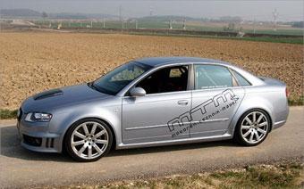 МТМ построила трековую версию Audi RS4