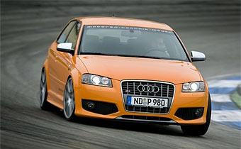 MTM представил 330-сильную версию Audi S3