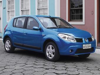 Renault начала выпуск нового хэтчбека Sandero