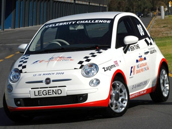 Fiat 500 получил свою гоночную серию