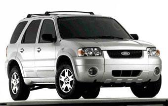 Ford отзывает более 500 тысяч внедорожников Escape