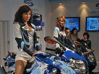 В Москве открылась выставка суперкаров