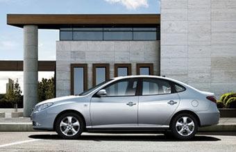 В России начались продажи новой Hyundai Elantra