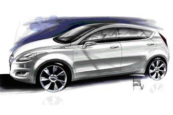 Hyundai готовит новую модель для европейского рынка