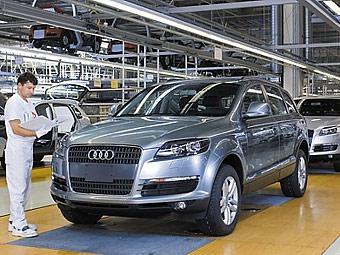 Компания Audi планирует построить завод в США