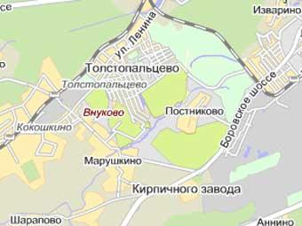 Самосвал повредил пешеходный переход над Боровским шоссе