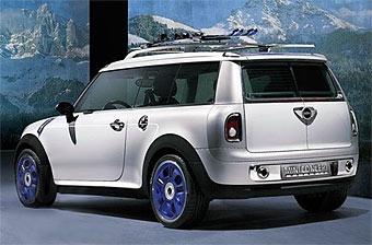 BMW хочет выпускать кроссовер Mini в Австрии