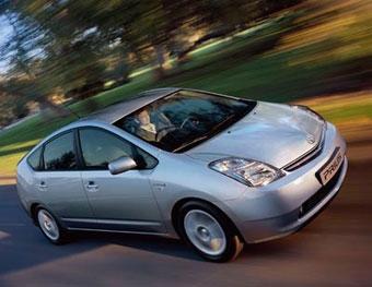 """Toyota Prius не прошли """"зеленый"""" тест в штате Джорджия"""