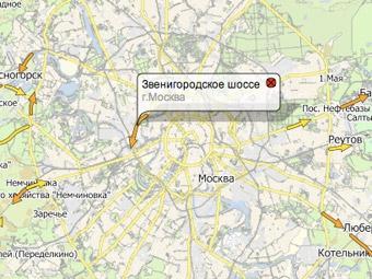 Владимир Ресин научился добираться от МКАДа до центра Москвы за пять минут