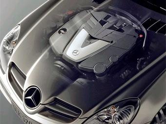 К 2010 году все автомобили Mercedes будут оснащаться турбомоторами
