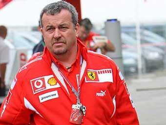 Бывший сотрудник Ferrari признался в шпионаже в отношении McLaren