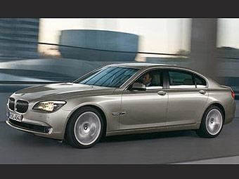 """Новая """"семерка"""" BMW появилась в интернете"""