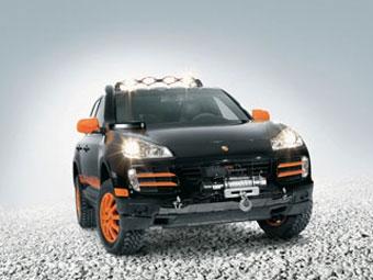 Porsche Cayenne S отправились в Транссибирское ралли
