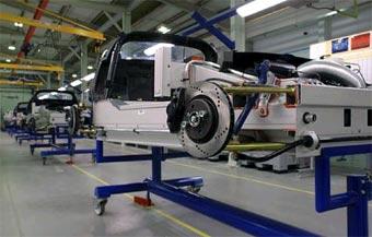 Новый Lotus Esprit будут выпускать в Англии