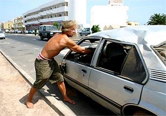 Каждые 25 секунд в США угоняют один автомобиль