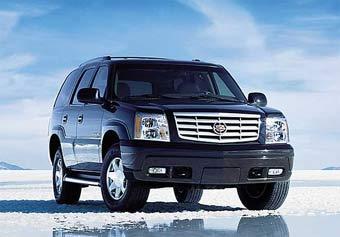 Cadillac Escalade стал любимой машиной автомобильных воров