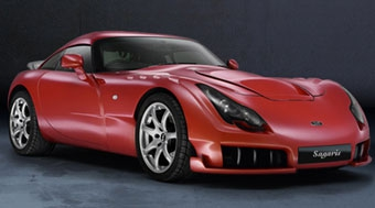 Российский бизнесмен повторно купил производство спорткаров TVR