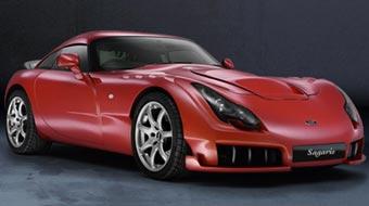 TVR готовит 600-сильный суперкар