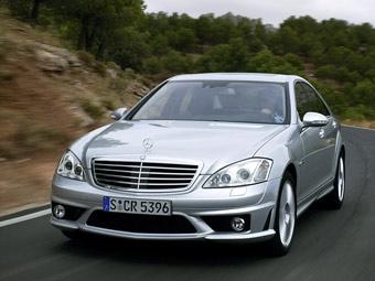 Mercedes S-Class перестал пользоваться спросом