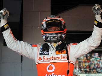 Ковалайнен выиграл квалификацию Гран-при Великобритании