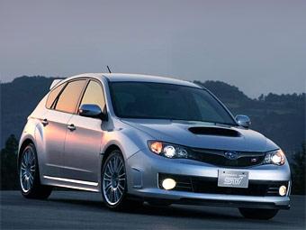 """Главный герой """"Форсажа-4"""" будет ездить на Subaru Impreza WRX STi"""