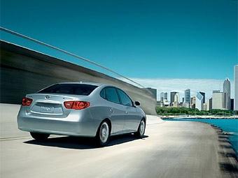 У американских версий Hyundai Elantra ломаются моторы