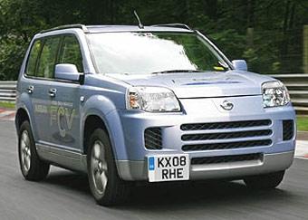 Водородный концепт-кар Nissan установил рекорд Нюрбургринга