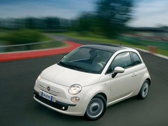Компания Fiat увеличила объем производства модели 500