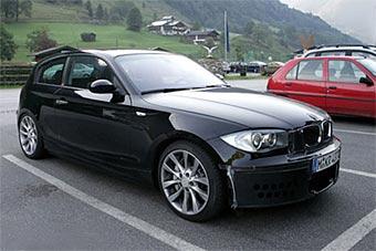 BMW готовит M-версию модели BMW 1-Series