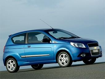 Трехдверную версию Chevrolet Aveo покажут в Женеве
