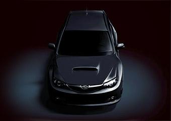 Появился первый фотоснимок Subaru Impreza WRX STi