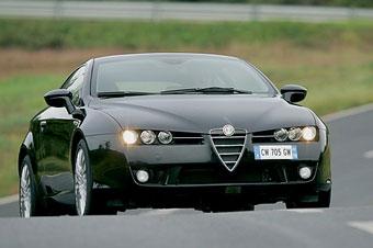 Alfa Romeo будет продавать в США три модели автомобилей