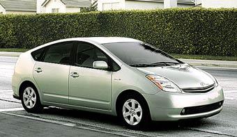 Toyota выпустила более 500 тысяч Prius