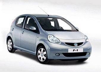 Китайцы хотят выпускать копию Toyota Aygo