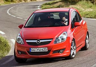 "Opel выпускает ""подогретую Корсу"""