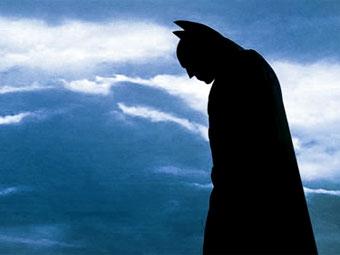 """Человек в костюме """"Бэтмена"""" устроил затор на лондонской магистрали"""