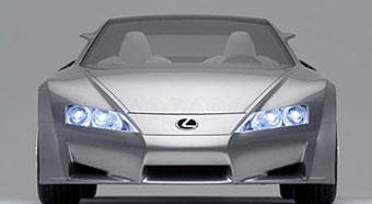 Lexus превзойдет Mercedes в области высоких технологий
