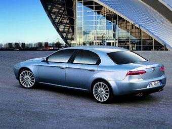 Alfa Romeo готовит большой заднеприводный седан