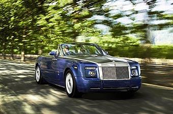 Первый экземпляр нового кабриолета Rolls-Royce продали за 2 миллиона долларов