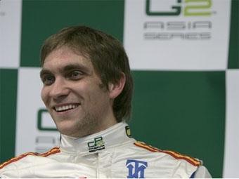 Виталий Петров занял третье место в квалификации второго этапа GP2 Asia