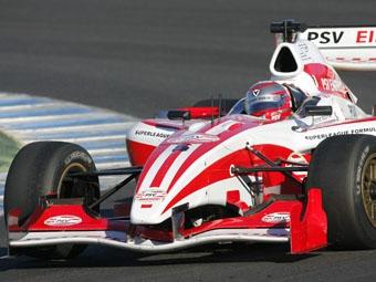 Тьягу Монтейру объявил состав своей команды в GP2