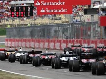 Проведение Гран-при Германии 2010 года оказалось под угрозой