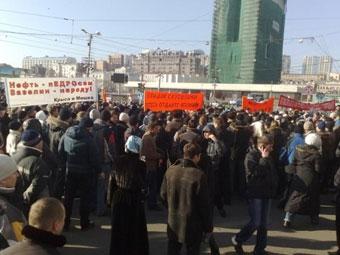 В Хабаровске пройдет новая акция протеста против повышения пошлин на ввоз иномарок