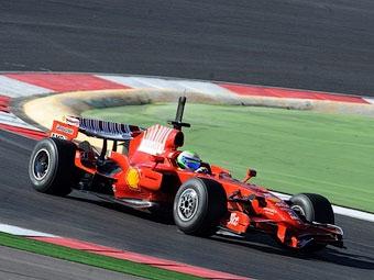 Tata станет спонсором команды Ferrari F1